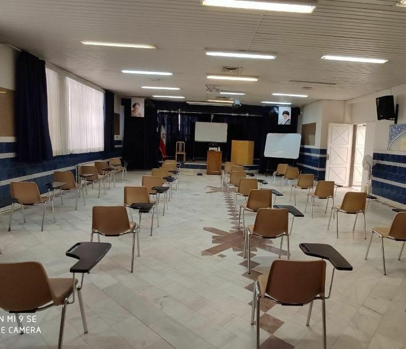 آمادهسازی فضای مدرسه برای سال تحصیلی 99-1400